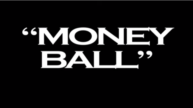 Money Ball Song Art